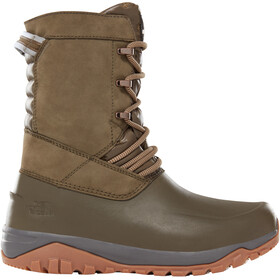 The North Face Yukiona - Botas Mujer - beige/Oliva